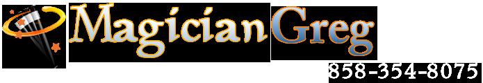 Magic by Greg Wauson Logo