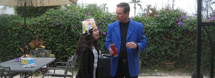 magician greg birthday magician